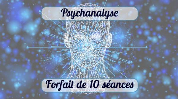 psychanalyse montfavet visage numérique de face sur fond bleu